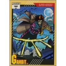 1991 Impel Marvel Universe: Series 2 GAMBIT #17 EX - $0.20