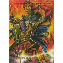 1993 Marvel Masterpieces GAMBIT #31 - $0.20