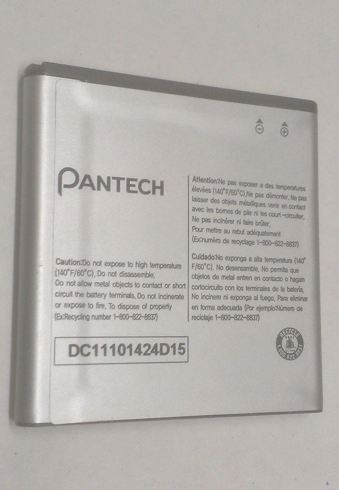 Pantech OEM PBR-55H Standard Battery Pocket P9060
