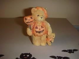 Cherished Teddies Breanna Pumpkin Patch Pal  - $10.99