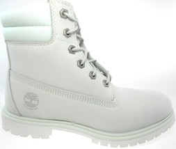 "TIMBERLAND A1PCC WOMEN'S 6"" PREMIUM LEATHER WATERPROOF BOOTS - $1.936,03 MXN"