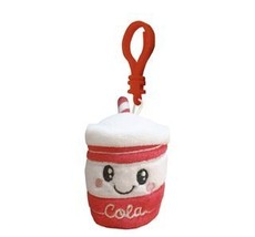 So Yummy Scents Plush Clips (Cola Can) - $5.99