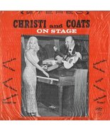 On Stage [Vinyl] Christi And Coats - $19.95