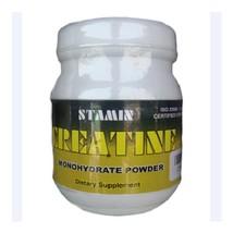 Stamin Nutrition Creatine, Unflavoured 0.66 lb - $39.95