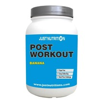 Just Nutrition Post Workout, Banana 2.2 lb - $99.00