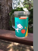 SNOOPY PITCHER BY ZAK DESIGNS-Brand new! - $7.08