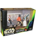 Star Wars POTF Cinema Scenes Cantina Showdown   - $15.99