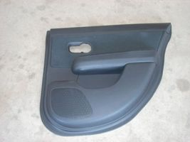 2009 NISSAN VERSA RIGHT REAR DOOR TRIM PANEL