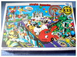 NEW Tama & Friends 1000 Piece Puzzle - $5.00