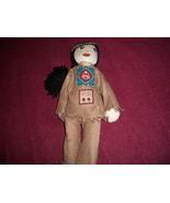 "14"" Native American Doll - $20.00"