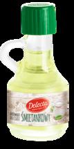 Delecta Smietankowy Aromat Do Ciast I Kremow Cream Aroma for Cakes and C... - $3.99