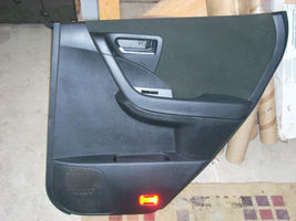 2005 NISSAN MURANO RIGHT REAR DOOR TRIM PANEL