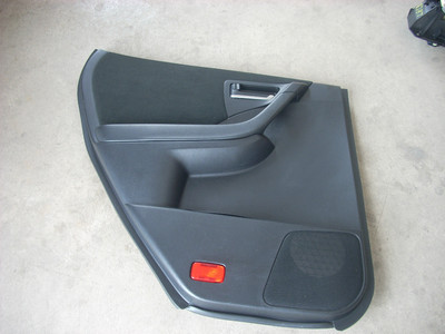 1787 left rear door