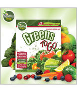 Greens To Go.  30 Packets - Superfood Drink Mix- Organic- No Sugar Added - $44.99