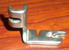 "Singer Hemmer Foot Flat Bottom For 5/64"" Hem Vintage Featherweight Attac... - $10.00"