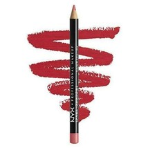NYX Slim Lip Liner Pencil 817 Hot Red - $6.52