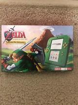 Brand New Nintedno 2ds Includes The Legend Of Zelda Ocarina Of Time 3D - $113.85