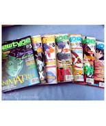 NEWTYPE Magazines x7 - $20.00