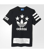Adidas Originals Men's Street Logo Tee Shirt FR... - $59.97