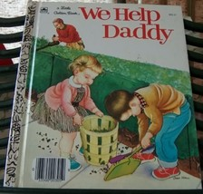 We Help Daddy by Mini Stein - $10.00