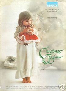 MONTGOMERY WARD 1974 CHRISTMAS CATALOG WARDS
