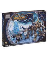 Mega Bloks® World of Warcraft Sindragosa & Arthas The Lich King - Brand New - $29.99
