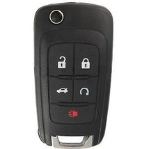 Chevrolet Flip Key OHT01060512 4 Button NEW - $49.95