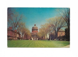 Library & Campus Class Buildings University Rochester Ny 1961 Postcard Tichnor - $7.43