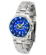 Florida Gators Licensed Ladies Competitor Steel AnoChrome Watch & Color ... - $115.00
