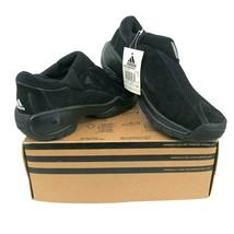Adidas Accelerator-W Formazione Scarpe Camoscio Nero Argento Slip On Da ... - $46.63