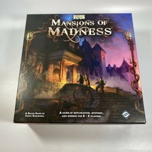 Mansions of Madness Fantasy Flight Games 1st Edition 100% Complete - $119.99