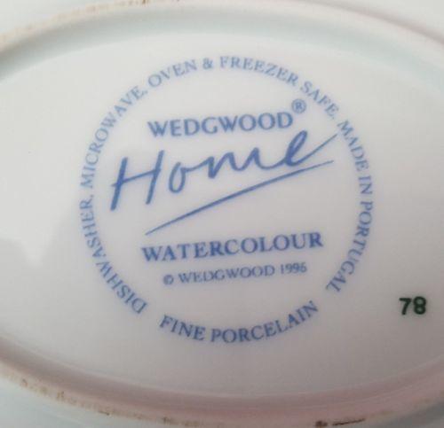 "Wedgwood China Watercolour 14"" Serving Platter image 2"