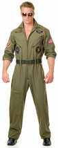 WING MAN AIR FORCE ADULT HALLOWEEN COSTUME MEN'S SIZE X-LARGE 46-48 - $64.99