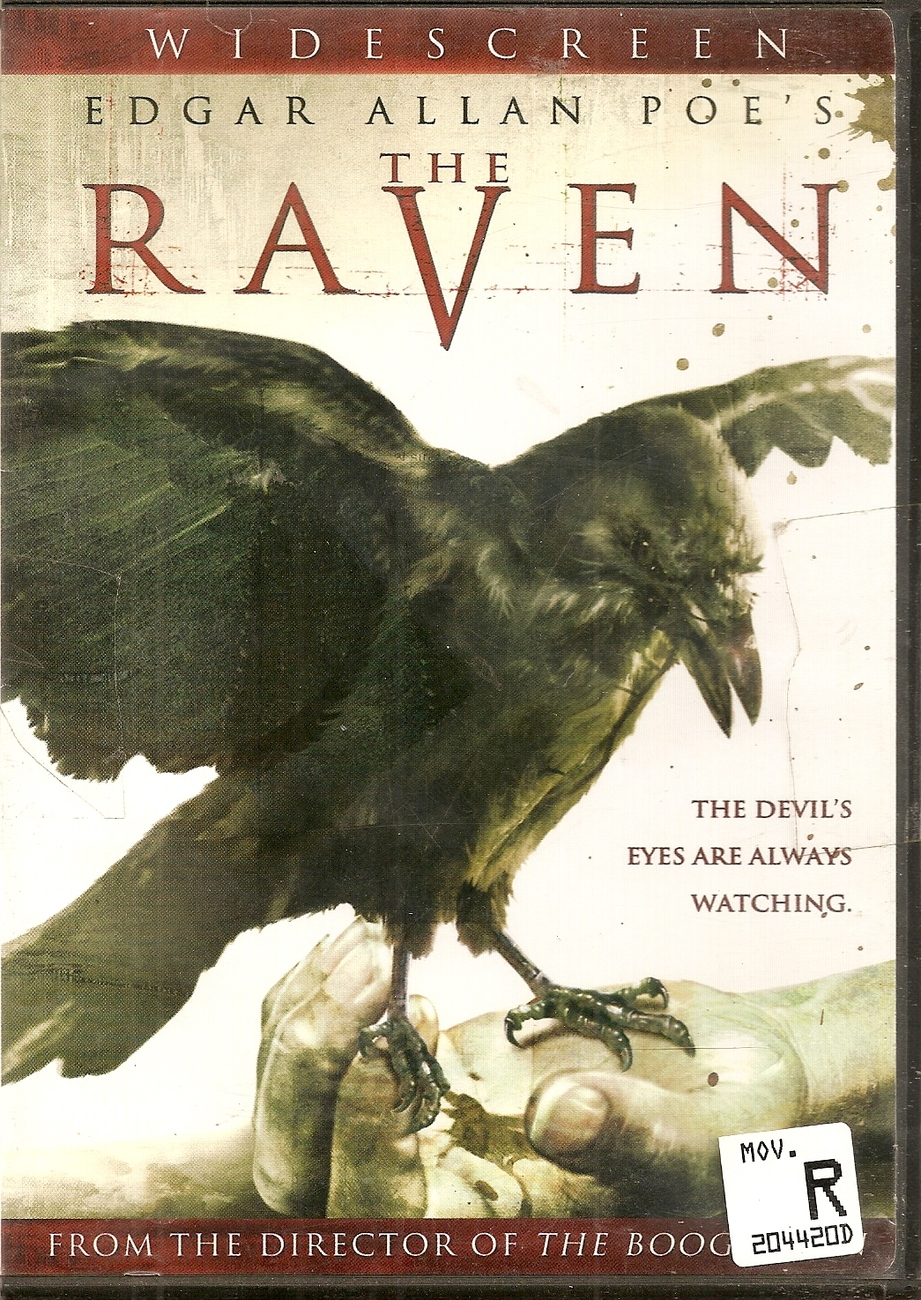 Primary image for DVD--The Raven