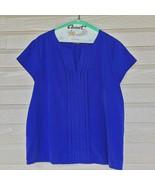 Womens Top Size Peter Nygard Womens Top Summer Loose  Blouse Shell Short... - $3.99