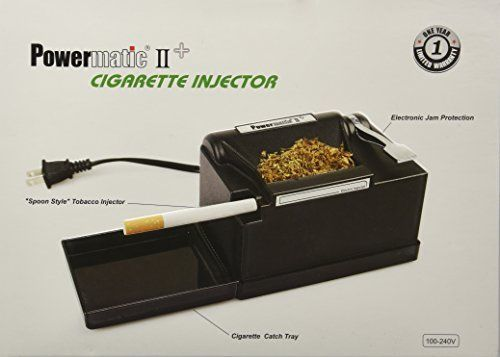 Injector Cigarette Machine Maker Rolling Tobacco Electric Automatic New Making