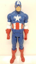 Captain America Marvel Superhero Action Figure Super Heroes Fantasy Pret... - $21.74