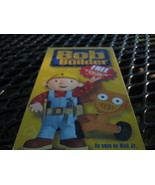 BOB THE BUILDER FREE BONUS VIDEO VHS - $3.00