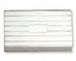 Sterling Silver Business Card Holder - €488,32 EUR