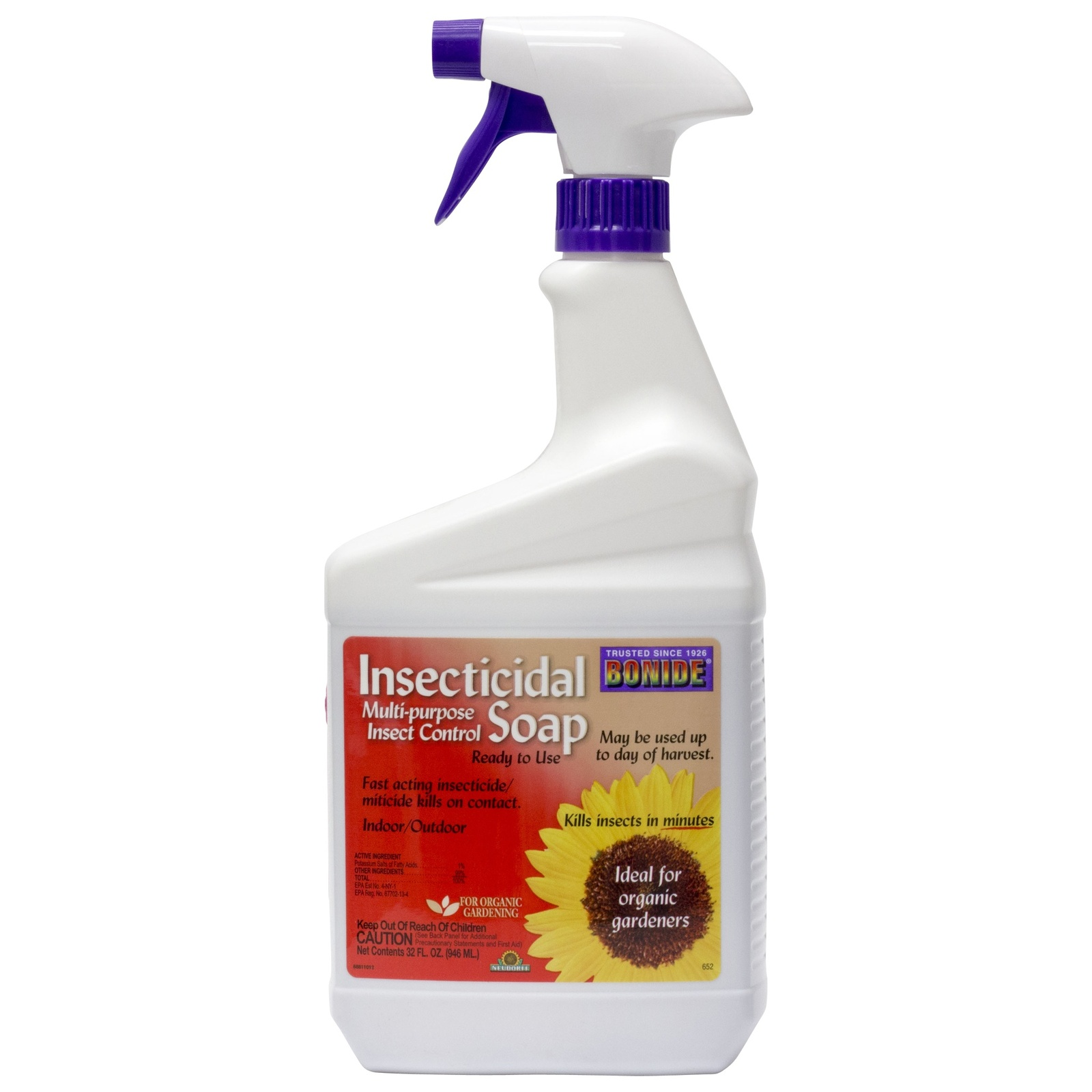 Insecticidal Soap Natural Insecticide House Plants ... Insecticide For Plants