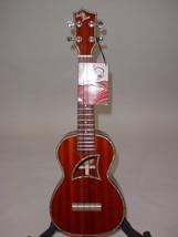 Eddy Finn EF-20-C Solid Mahogany Concert Size Ukulele Uke ef-20-c ef20c ... - $237.60