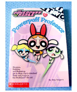 Powerpuff Girls Novel - $2.00