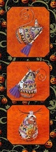 Witchy's Sister Mouse Ornament kit LIMITED EDTION 2015 cross stitch kit ... - $13.50