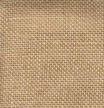FABRIC CUT 32ct Irish Creme 9x9 Welcome Inn cross stitch chart LHN/R&R - $7.00