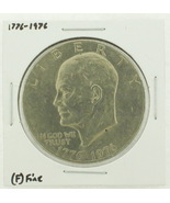 1976 Type I Eisenhower Dollar RATING: (F) Fine (N2-4148-10) - $4.00