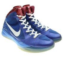 Nike Zoom Hyperdunk 2011 Mens Treasure Blue High Top Basketball Shoes Si... - $32.66