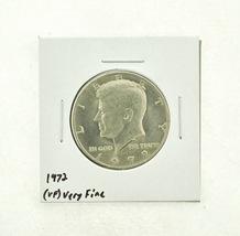 1972 Kennedy Half Dollar (VF) Very Fine N2-3627 - $0.99