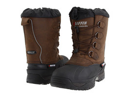 Baffin Shackelton Leather Snow Boots - Mens Color Brown - $3.866,22 MXN