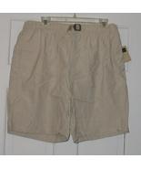 Men's Covington Khaki Casual or Swim Shorts Trunks Size Lg NWT - $18.00