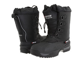 Baffin Shackelton Leather Snow Boots - Mens Color Black - $3.866,22 MXN